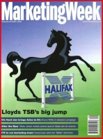 Marketing Week front cover